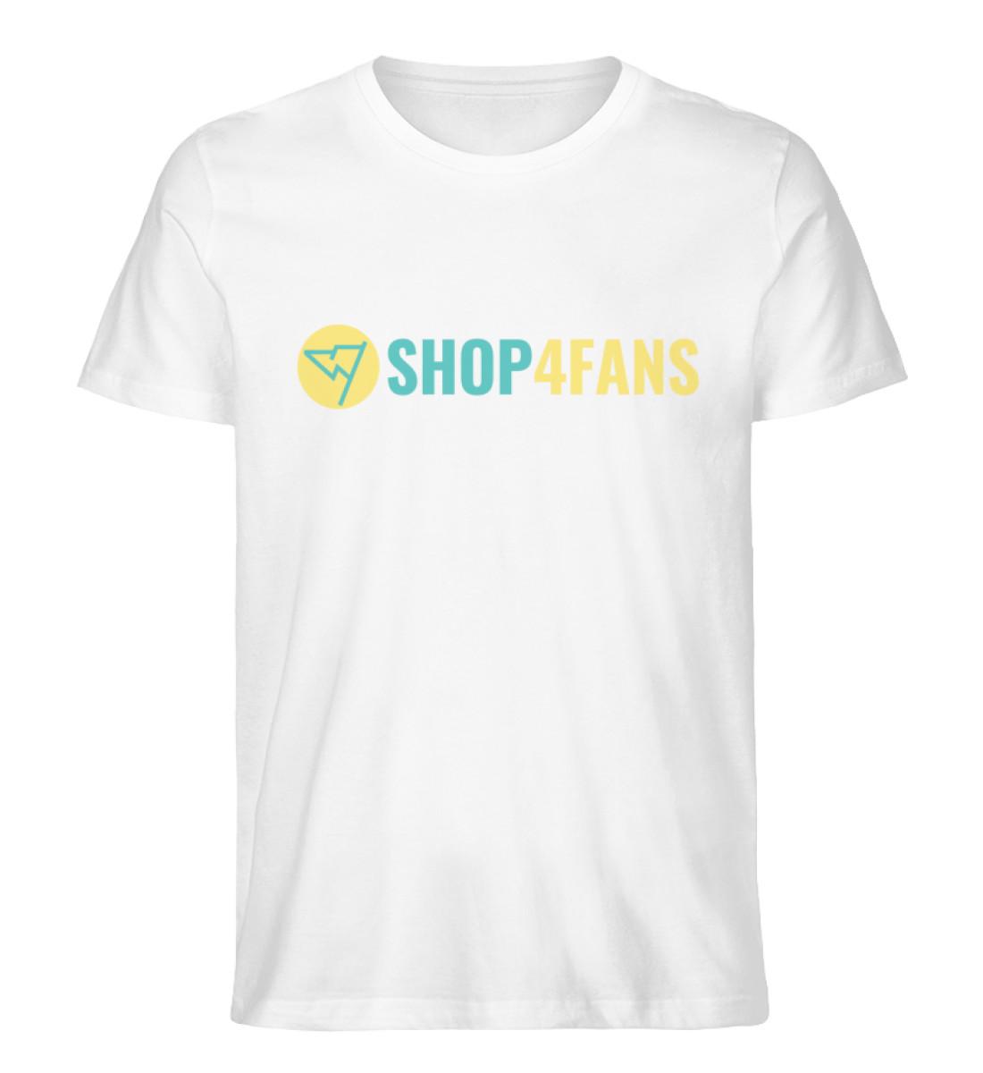 SHOP4FANS - Herren Premium Organic Shirt-3