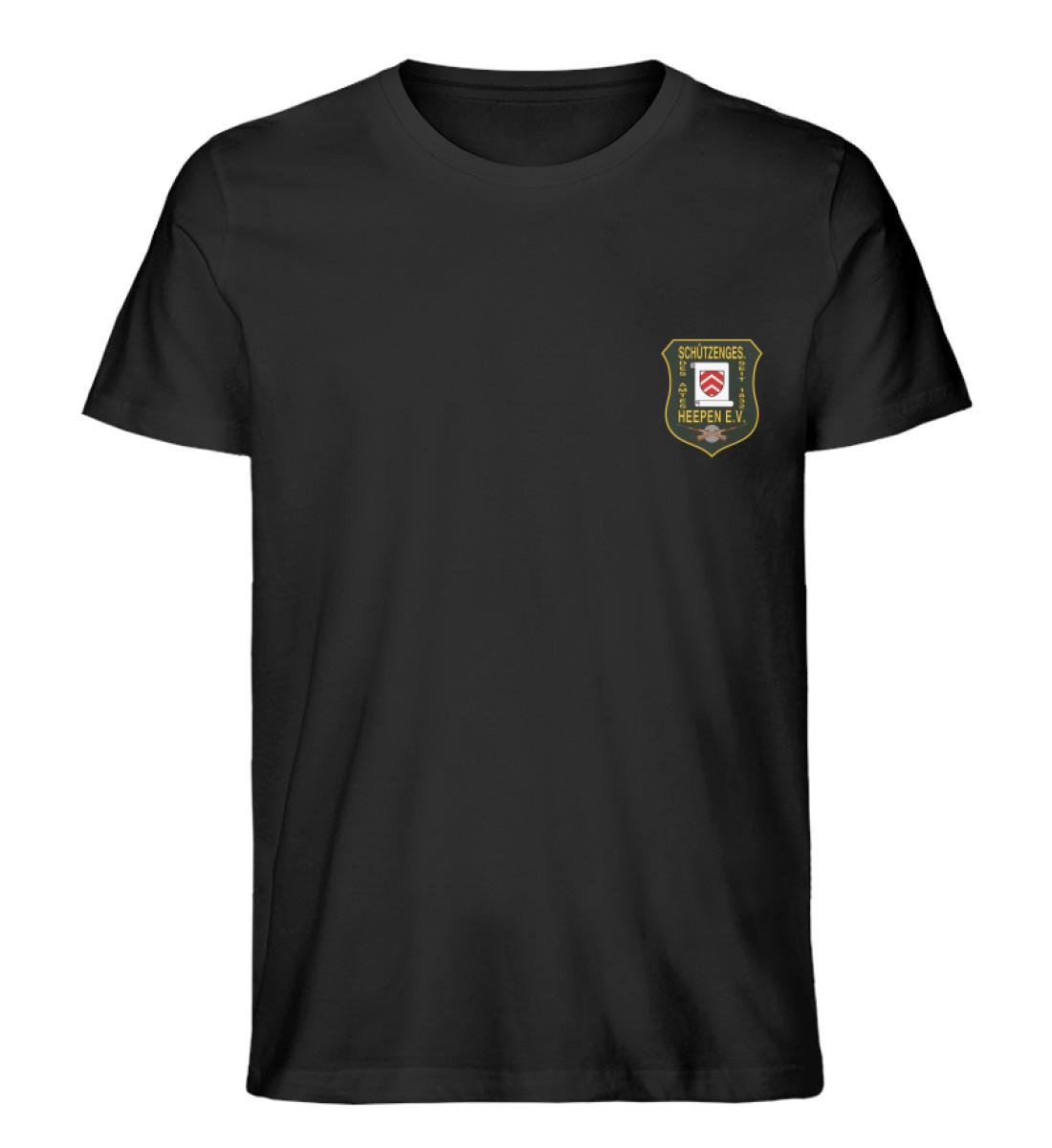 Schützengesellschaft Heepen - Herren Premium Organic Shirt-16