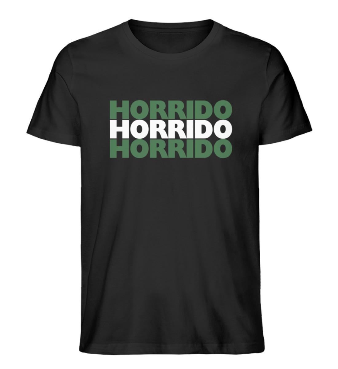 Horrido - Herren Premium Organic Shirt-16