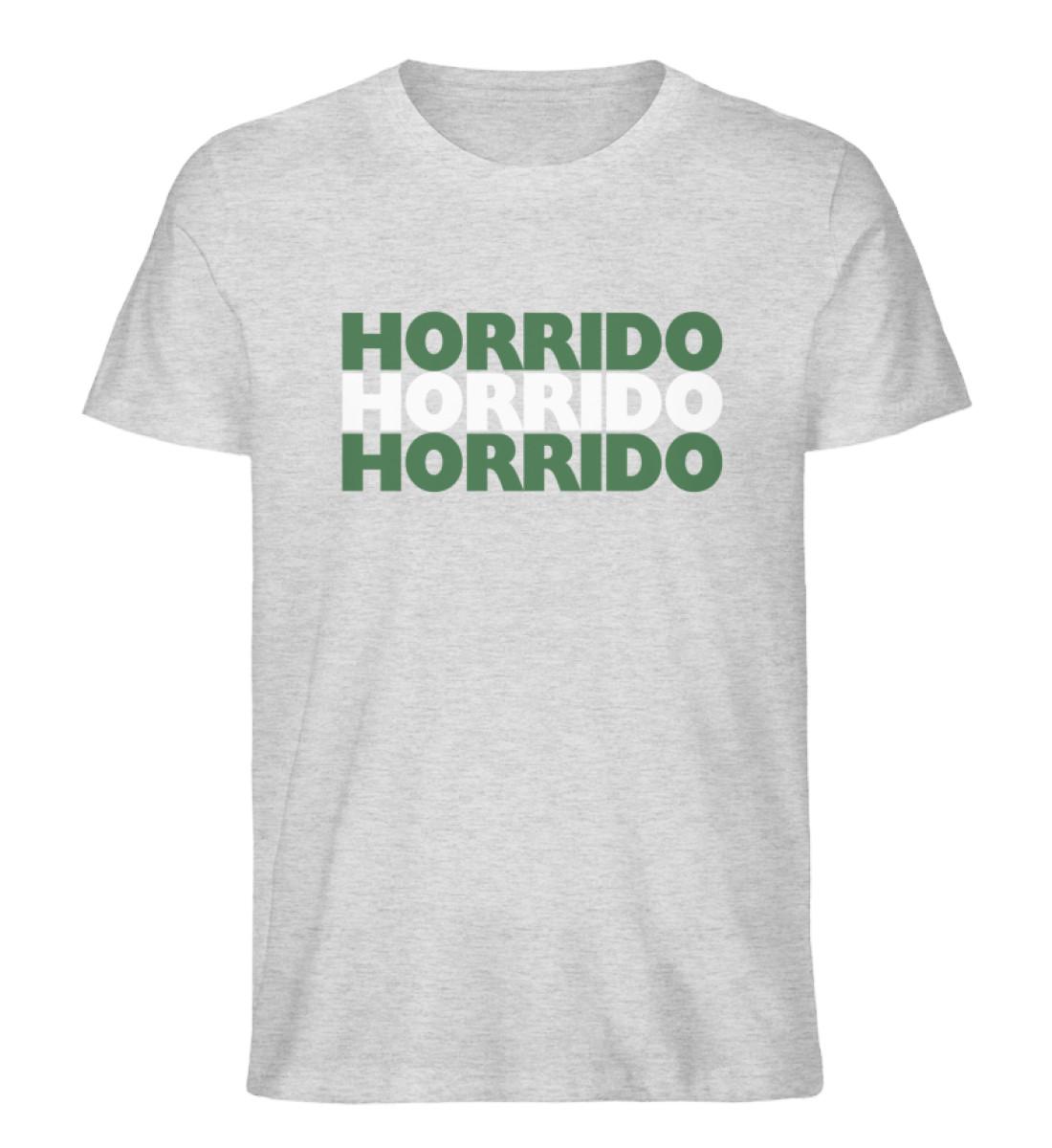 Horrido - Herren Premium Organic Shirt-6892