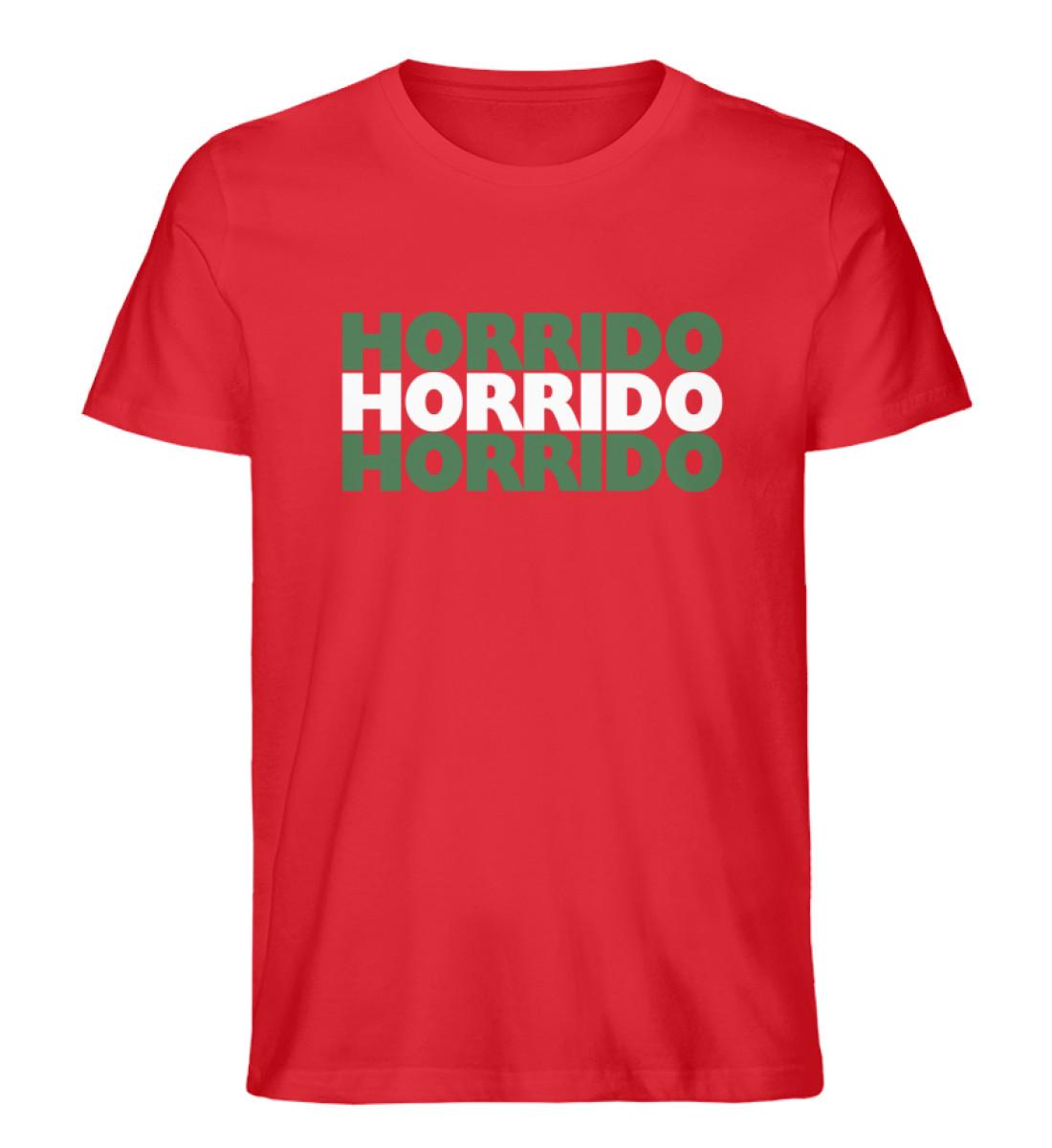 Horrido - Herren Premium Organic Shirt-6882