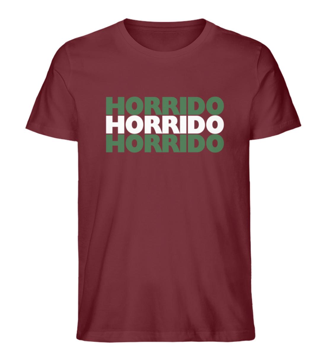 Horrido - Herren Premium Organic Shirt-6883