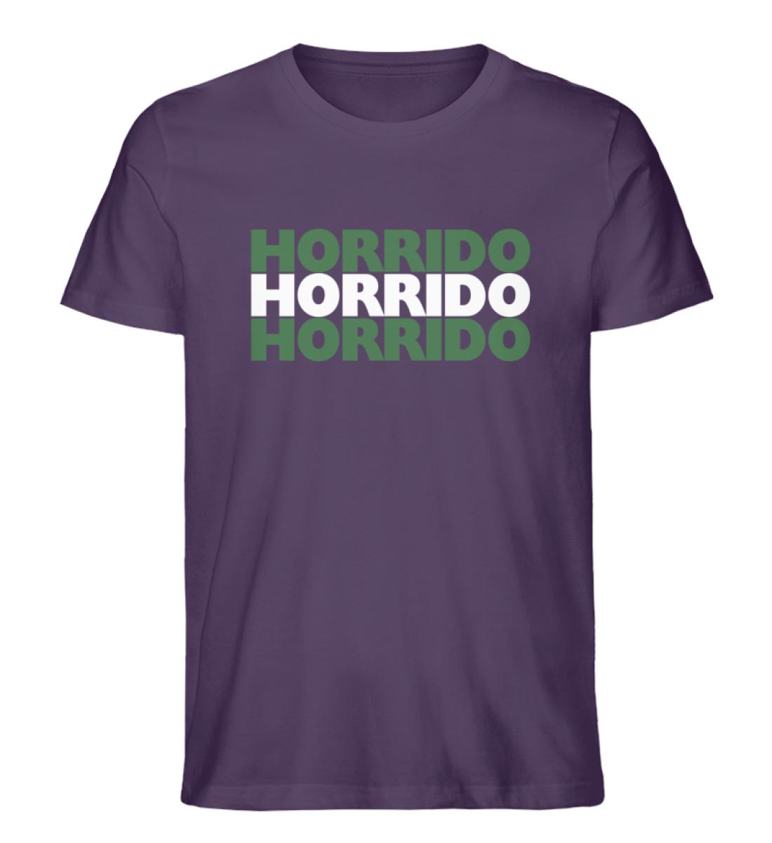 Horrido - Herren Premium Organic Shirt-6884