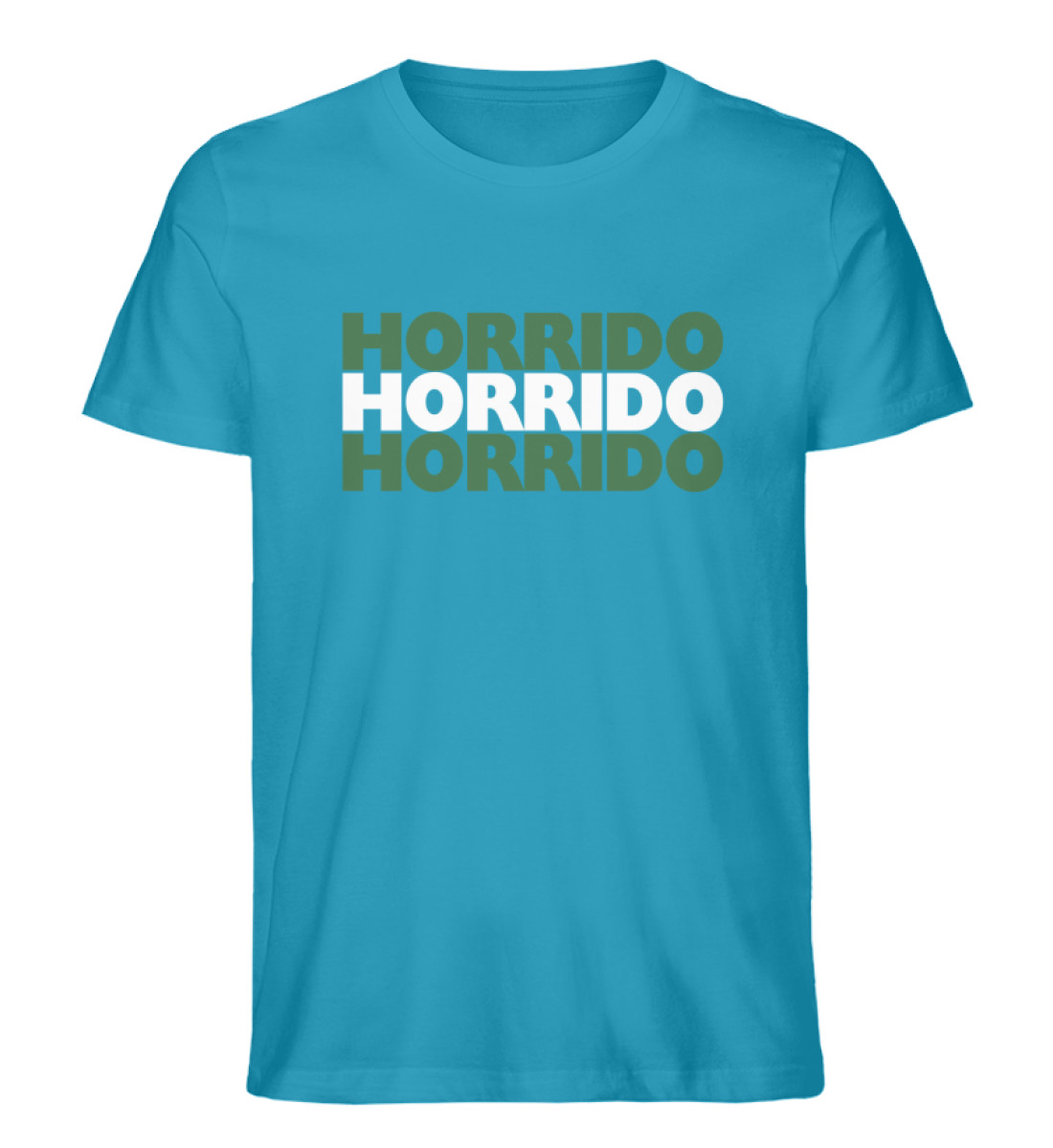 Horrido - Herren Premium Organic Shirt-6885