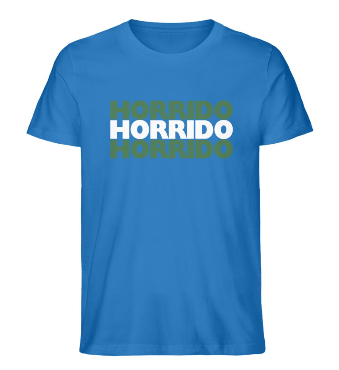 Horrido - Herren Premium Organic Shirt-6886
