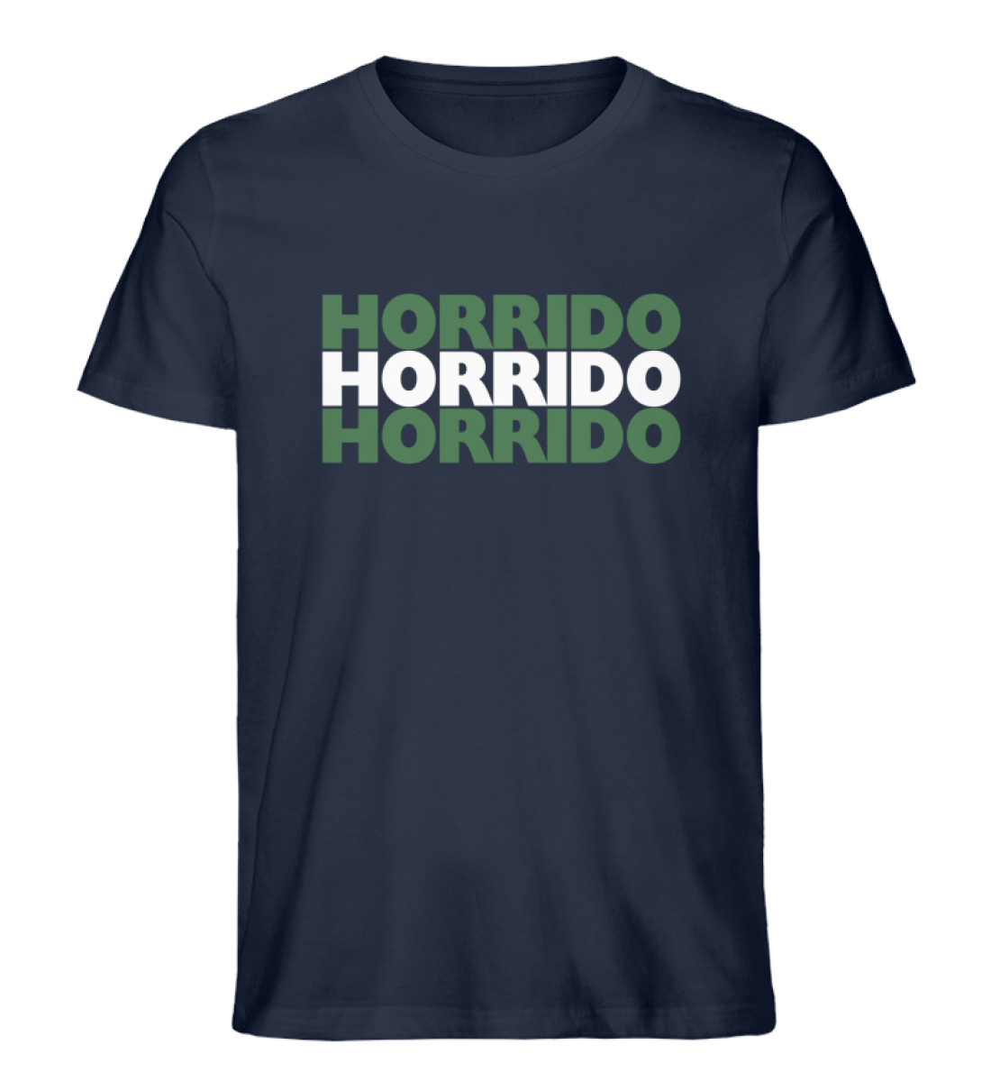 Horrido - Herren Premium Organic Shirt-6887
