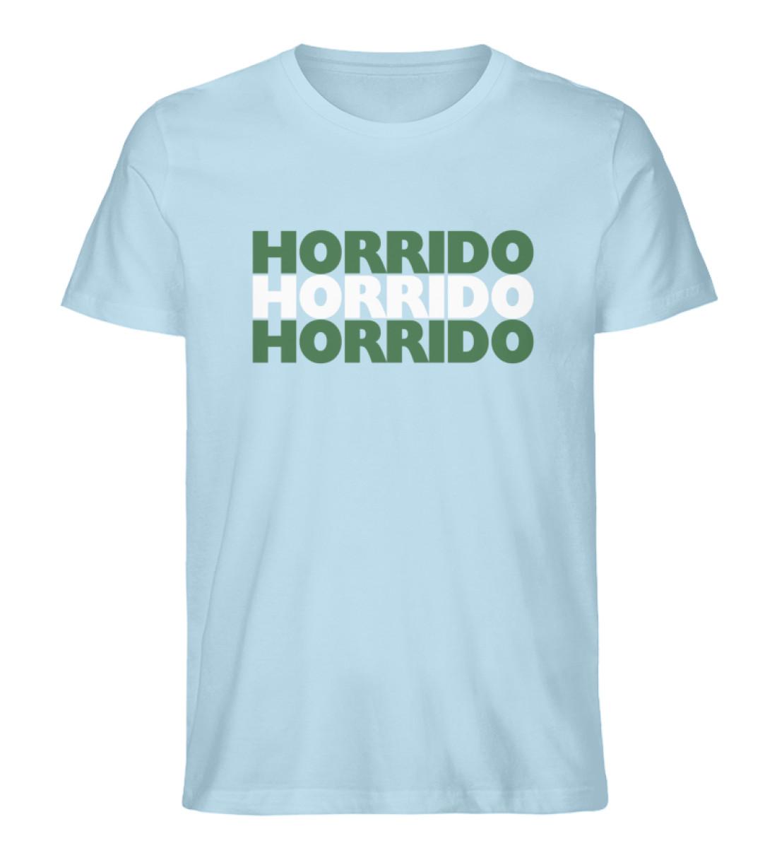Horrido - Herren Premium Organic Shirt-6888