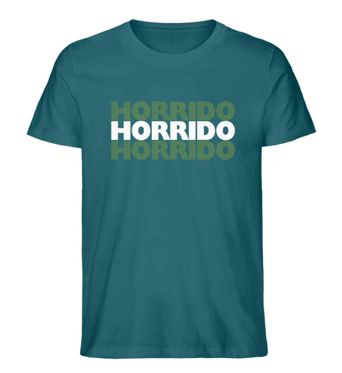 Horrido - Herren Premium Organic Shirt-6889