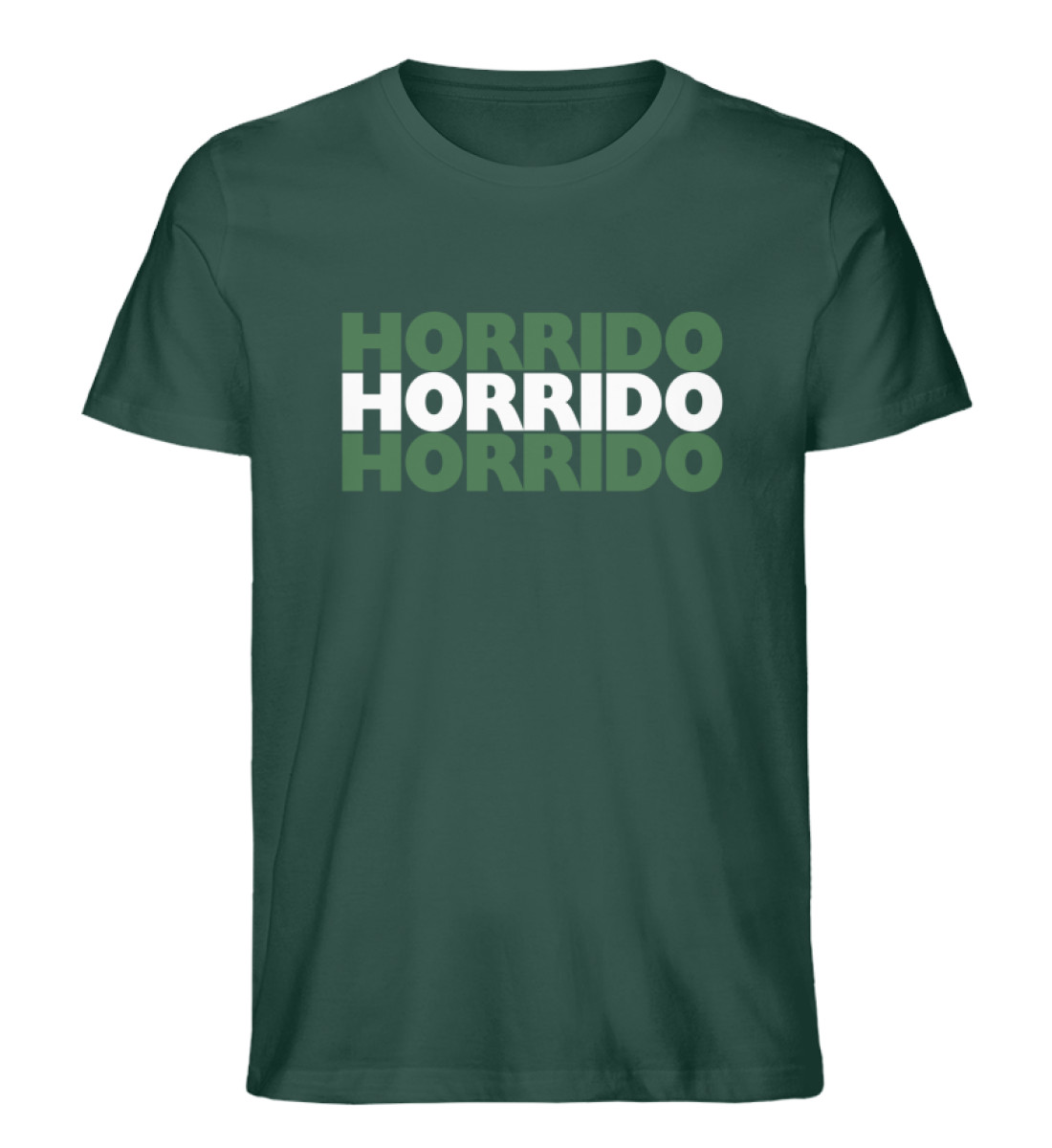 Horrido - Herren Premium Organic Shirt-7112