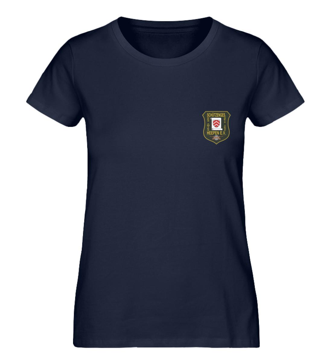 Schützengesellschaft Heepen - Damen Premium Organic Shirt-6887