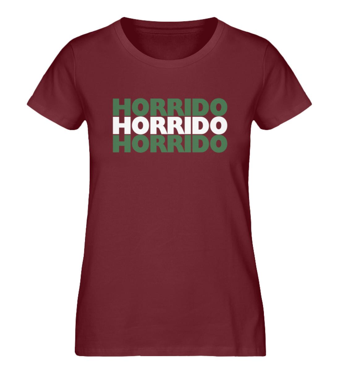 Horrido - Damen Premium Organic Shirt-6883
