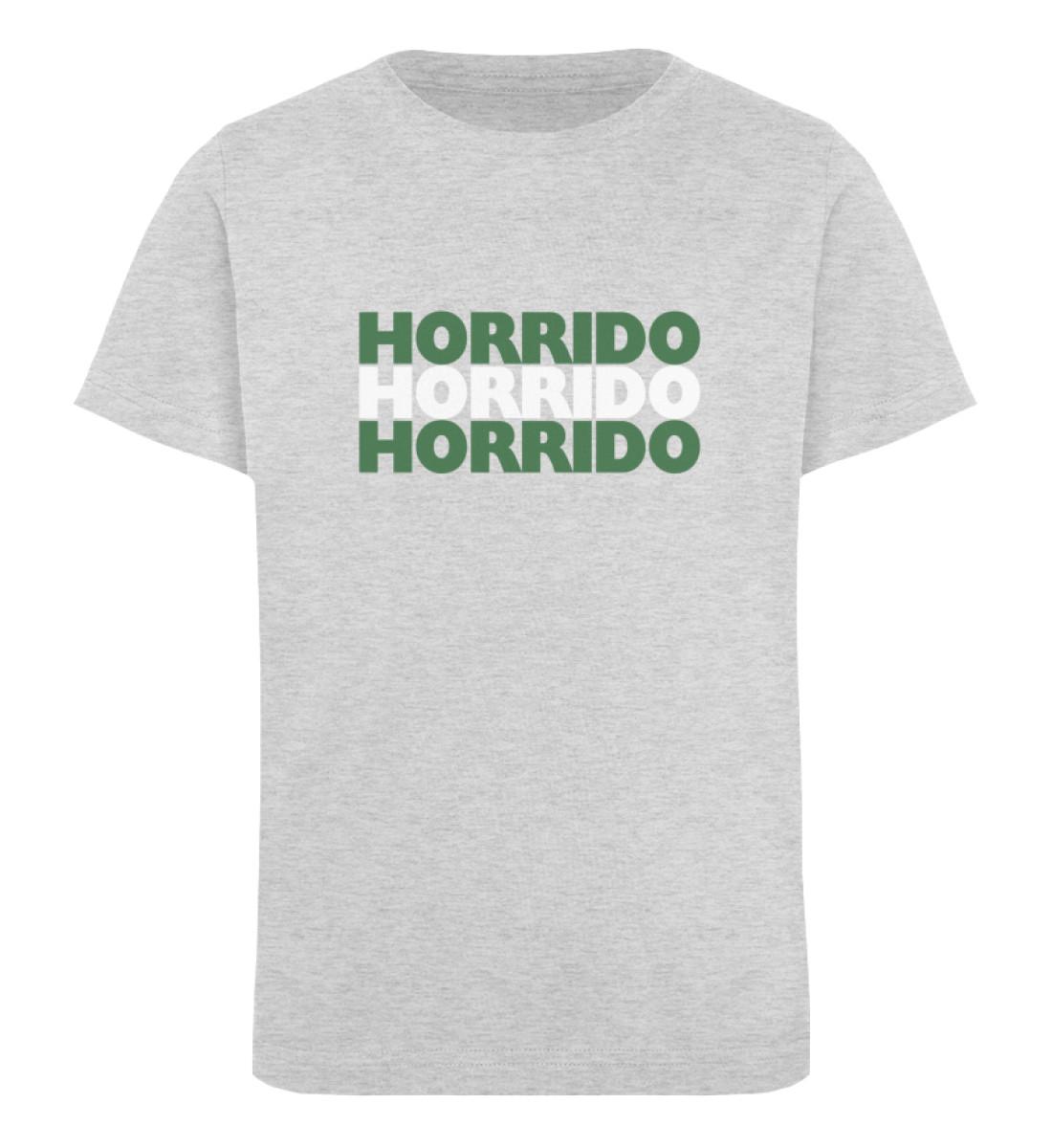 Horrido - Kinder Organic T-Shirt-6892