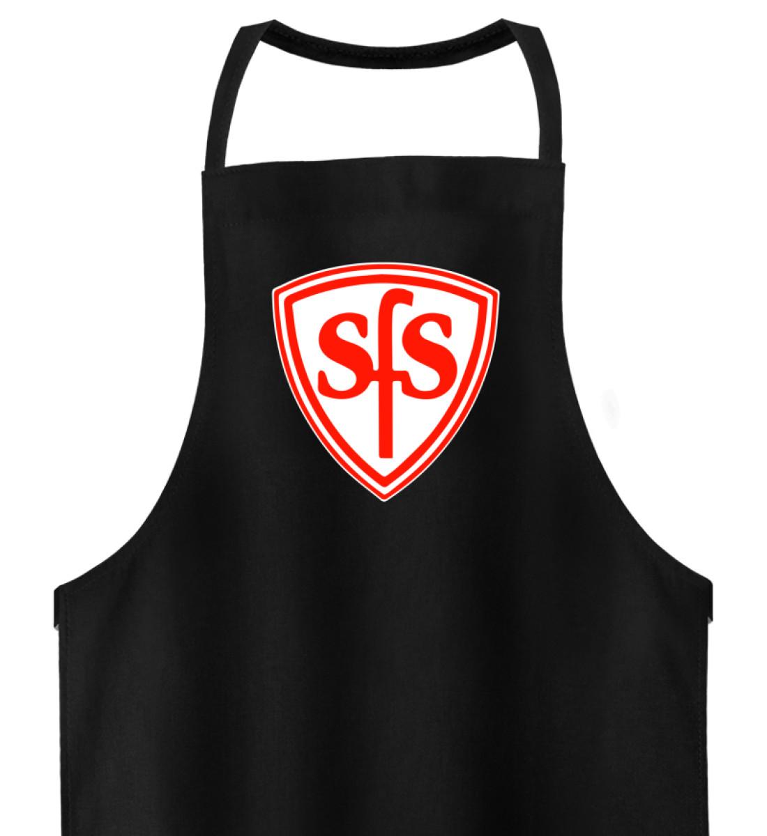 Sportfreunde Sennestadt - Hochwertige Grillschürze-16