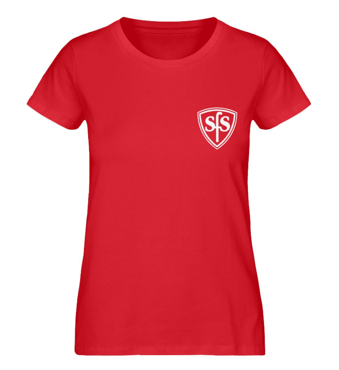 Sportfreunde Sennestadt - Damen Premium Organic Shirt-6882