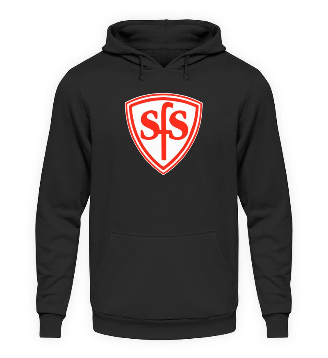 Sportfreunde Sennestadt - Unisex Kapuzenpullover Hoodie-1624