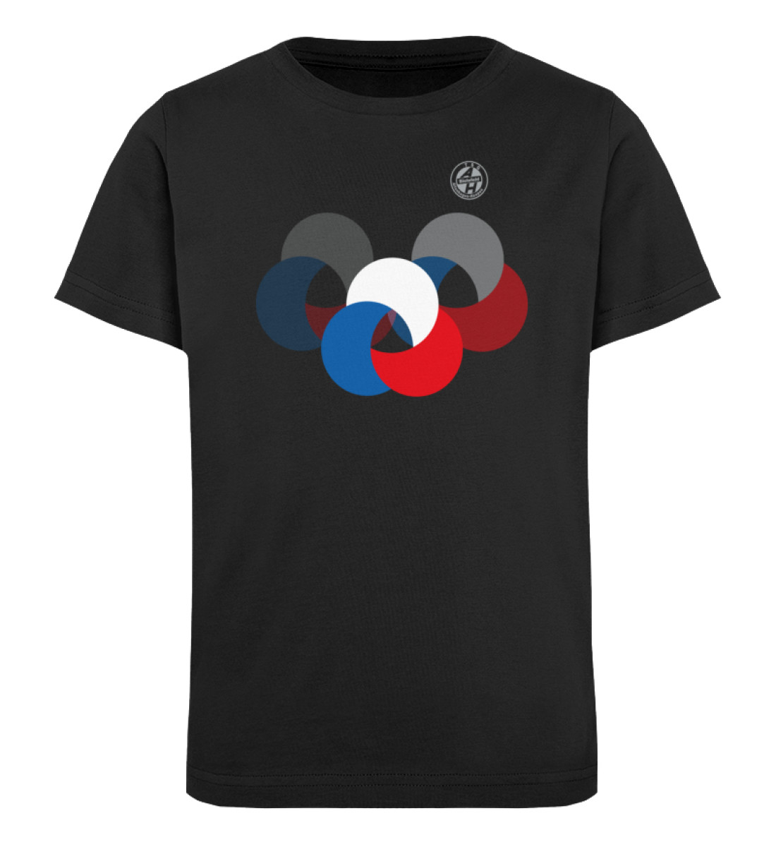 Spectrum - Kinder Organic T-Shirt-16