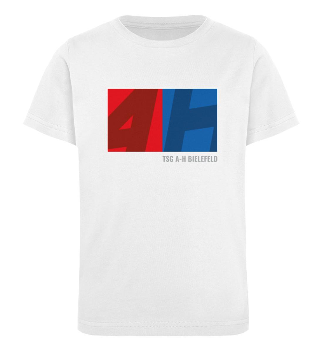 Cube - Kinder Organic T-Shirt-3