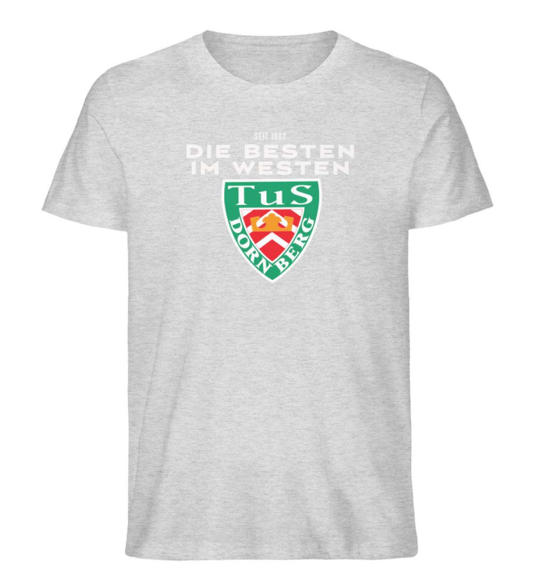 Die Besten im Westen - Herren Premium Organic Shirt-6892