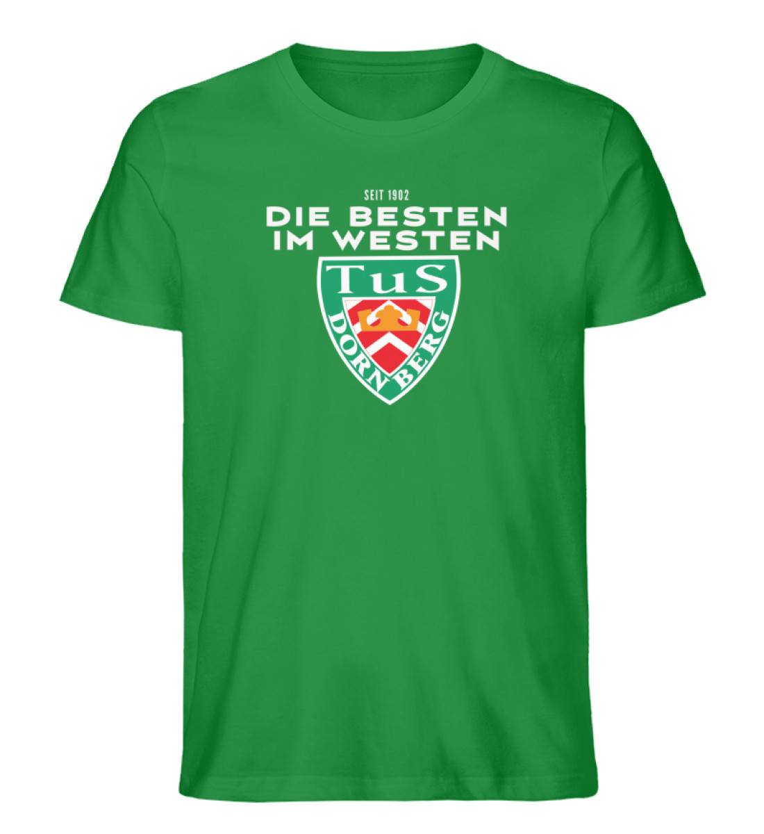 Die Besten im Westen - Herren Premium Organic Shirt-6890