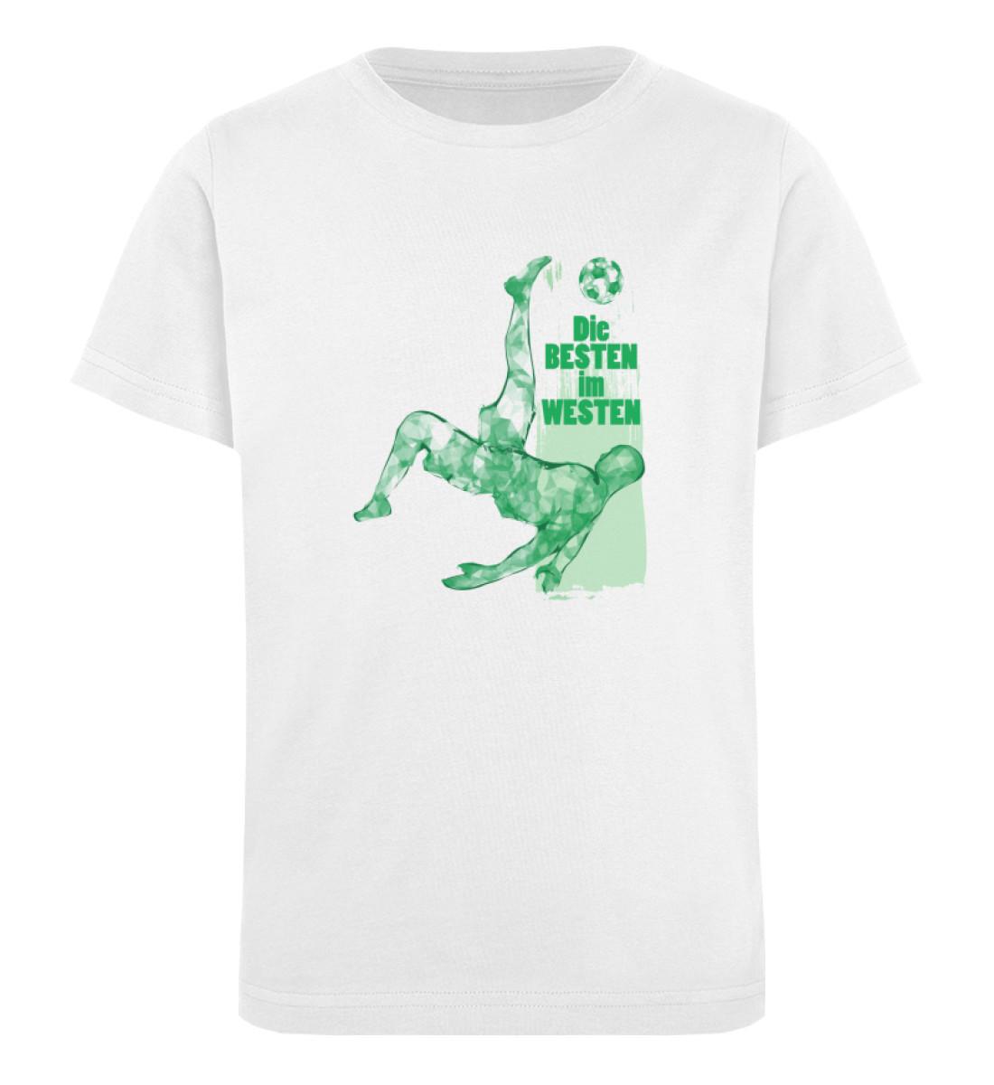 Die Besten im Westen - Kinder Organic T-Shirt-3
