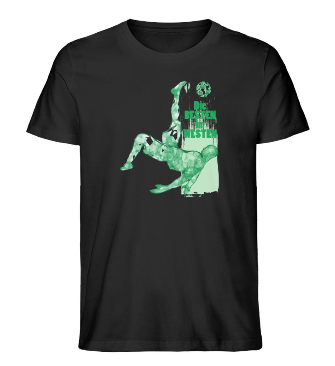 Die Besten im Westen - Herren Premium Organic Shirt-16