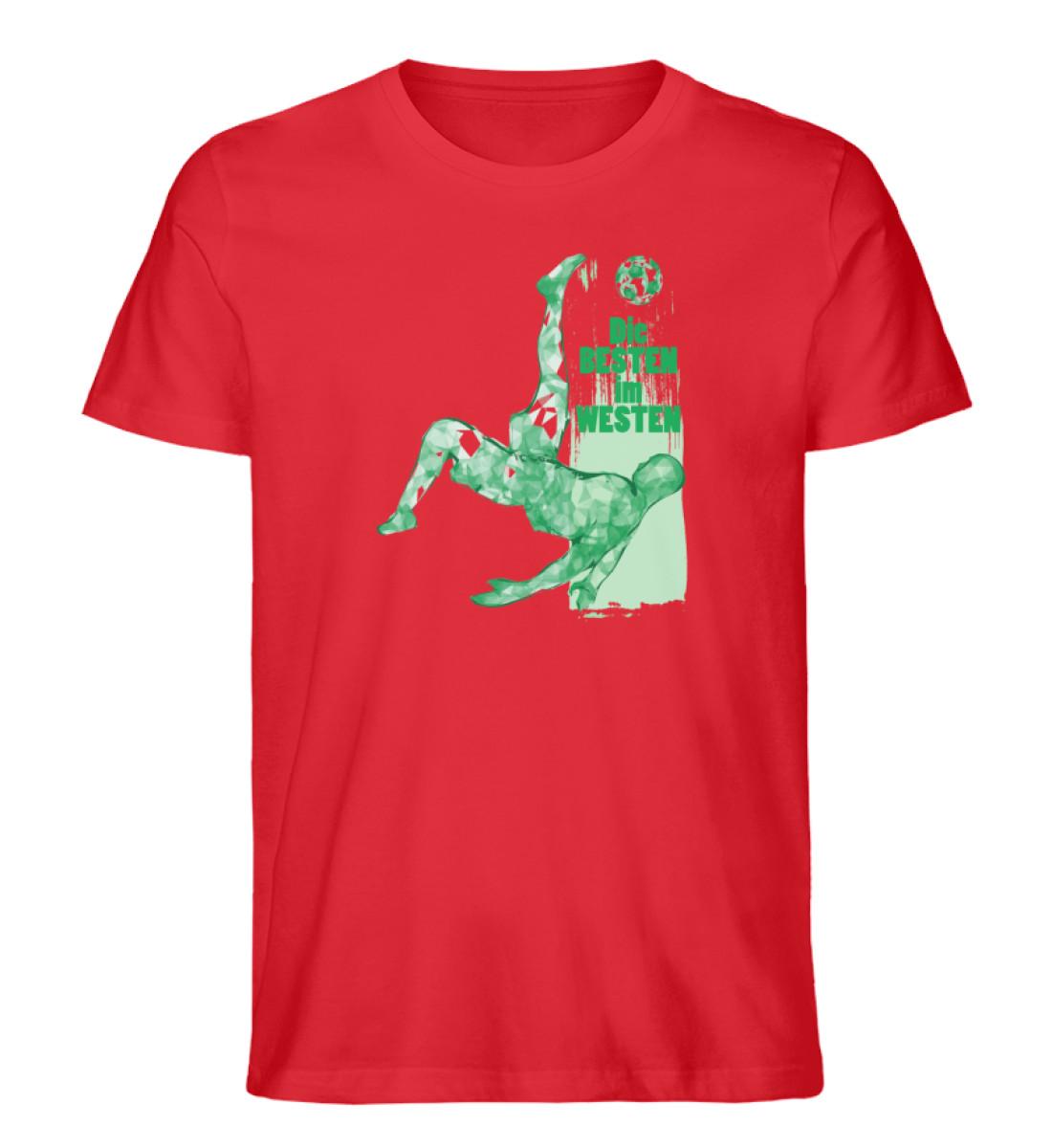 Die Besten im Westen - Herren Premium Organic Shirt-6882