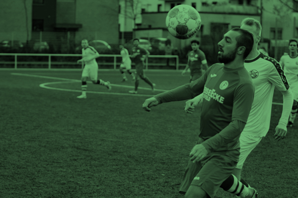 VfB Fichte Kategorie Spieler grün
