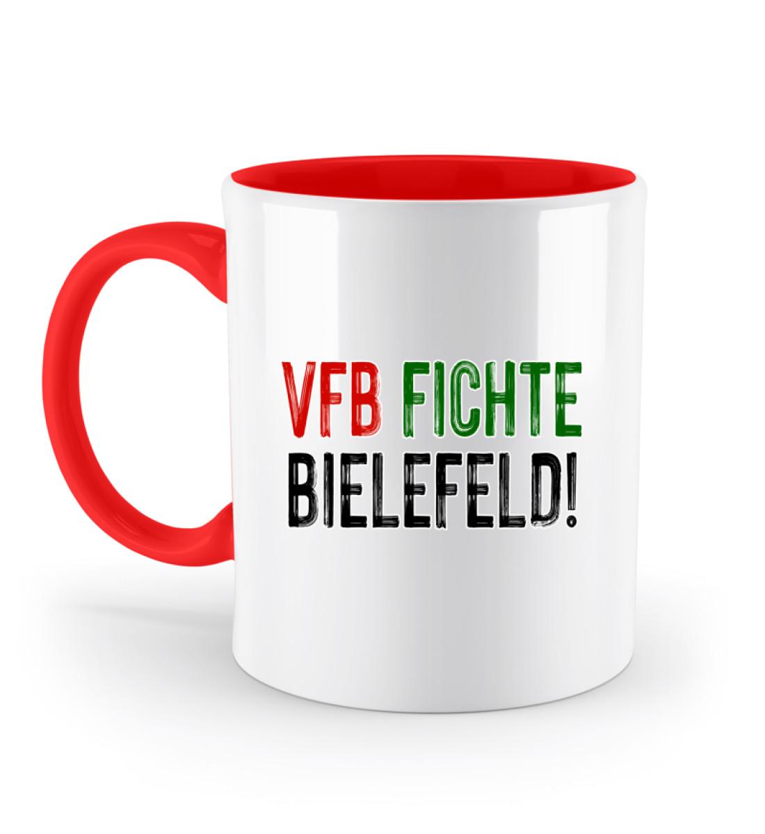 Fichte Bielefeld - Zweifarbige Tasse-5761