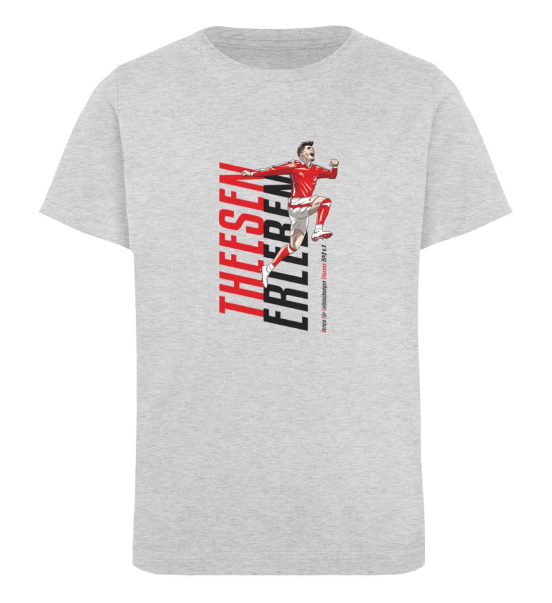 Theesen erleben - Kinder Organic T-Shirt-6892