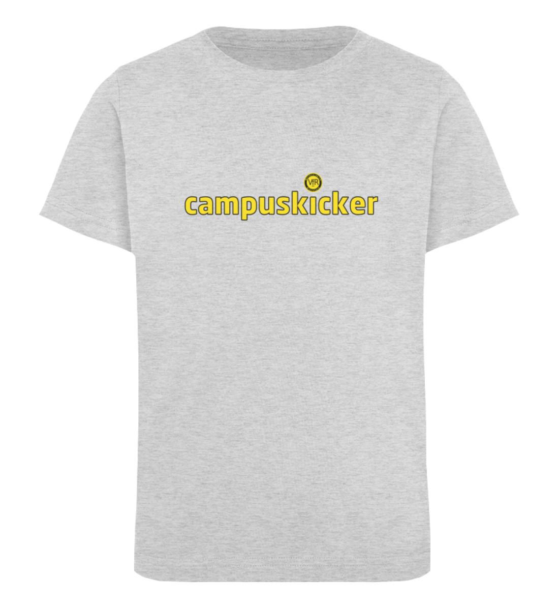 Campuskicker - Kinder Organic T-Shirt-6892