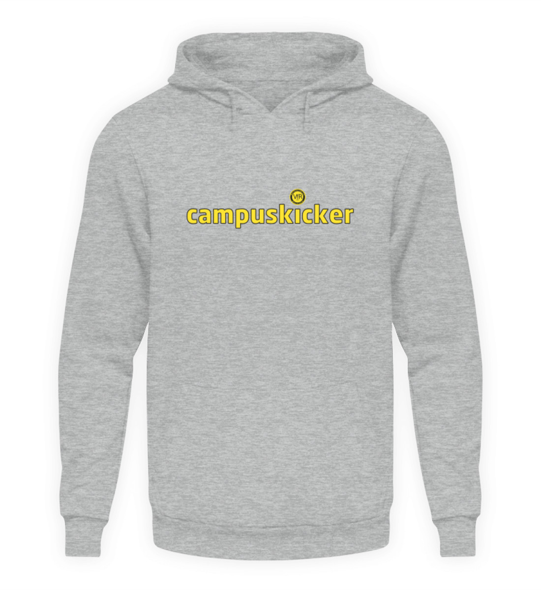 Campuskicker - Unisex Kapuzenpullover Hoodie-6807